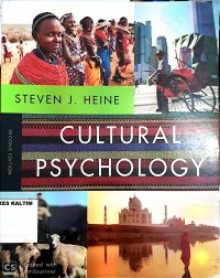 Image of Cultural Psychology